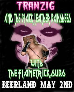Tranny plus Danzig, y'all!